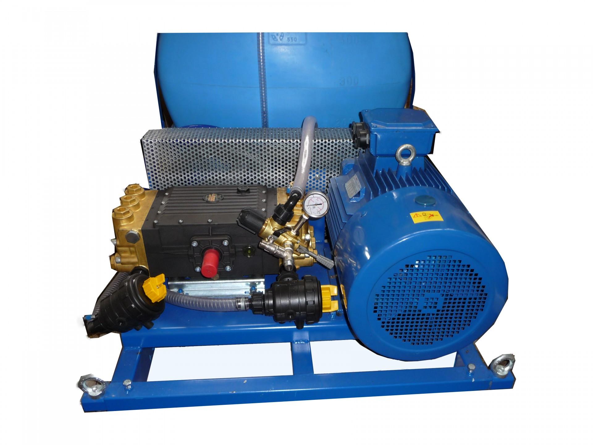 Lavaggio automatico per mixer