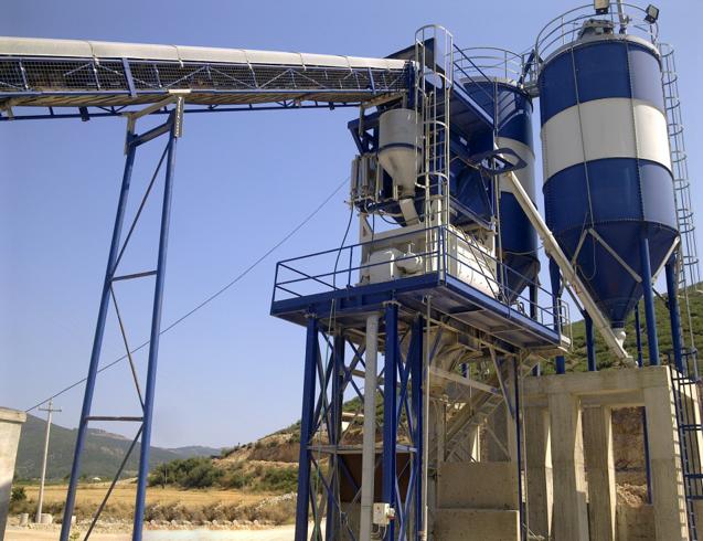 Sistema di sicurezza silos